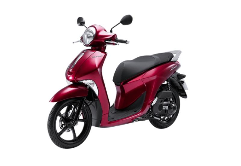 Yamaha Janus 2020