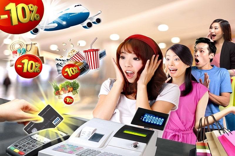 hướng dẫn cách rút tiền thẻ tín dụng