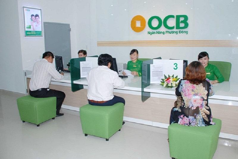 giờ làm việc OCB