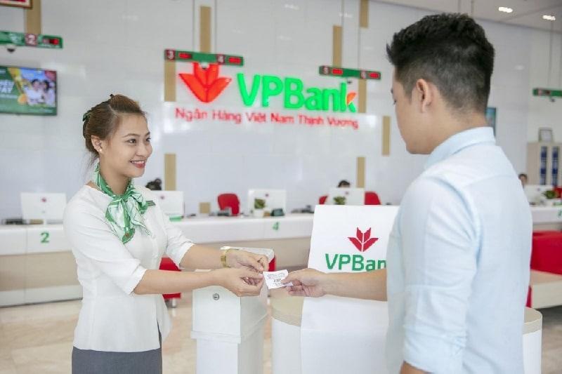giờ làm việc VpBank