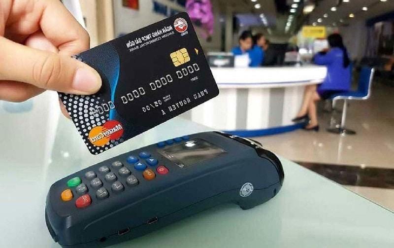 cách xét hạn mức thẻ tín dụng