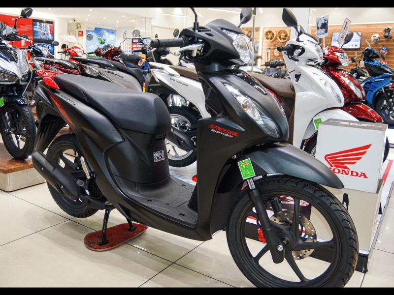 xe tay ga cho nữ - Honda Vision 2021