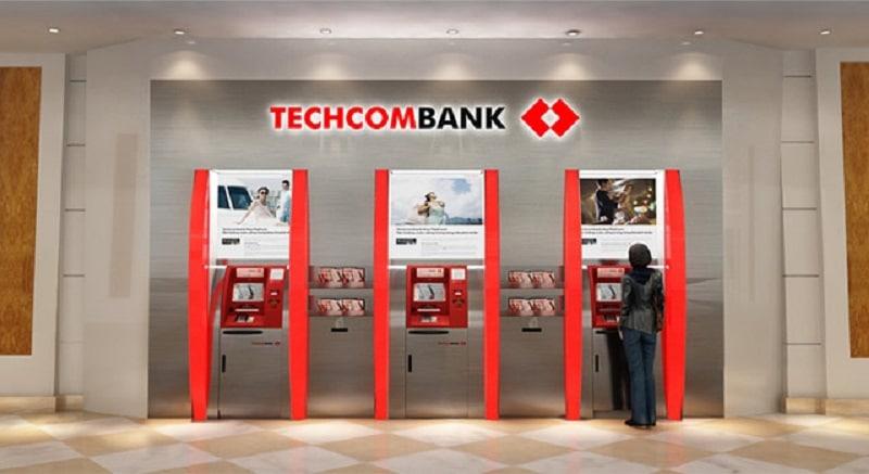 ATM Techcombank