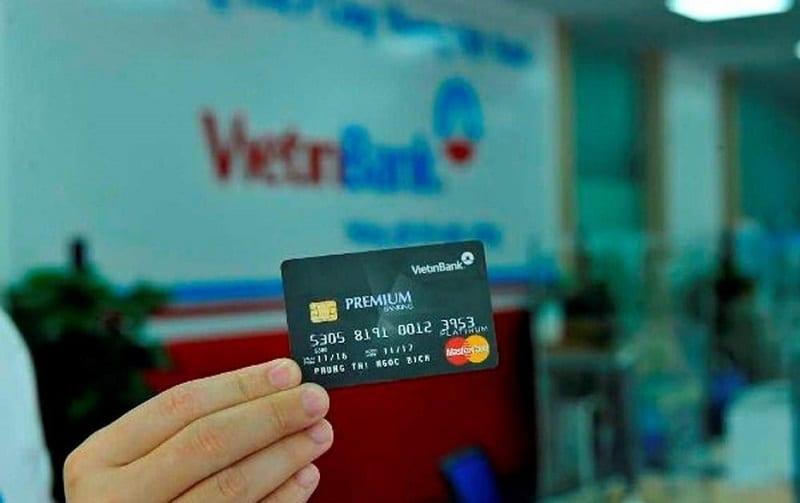 thẻ vietinbank