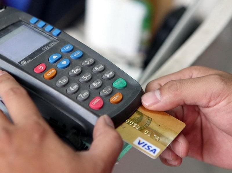 cách dùng thẻ tín dụng