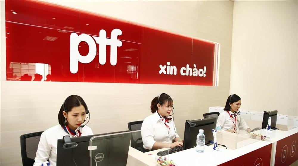 Công ty tài chính TNHH một thành viên Bưu Điện