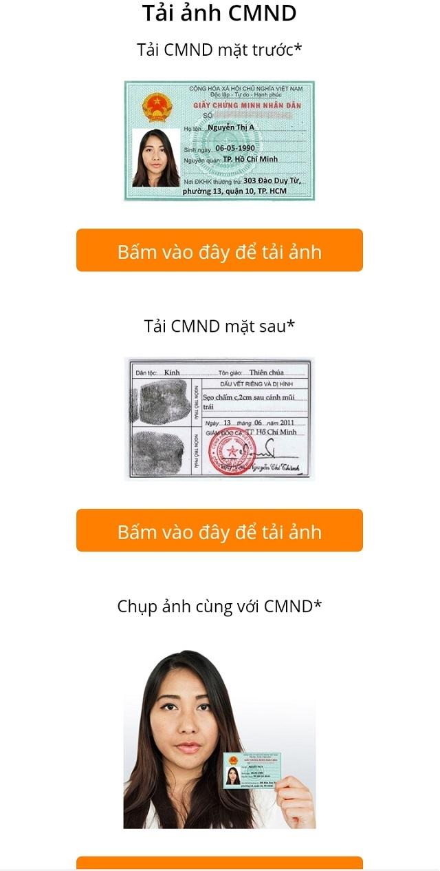 Hướng dẫn vay tiền nhanh MoneyCat