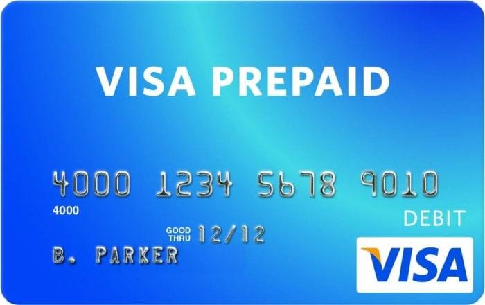 Visa Prepaid