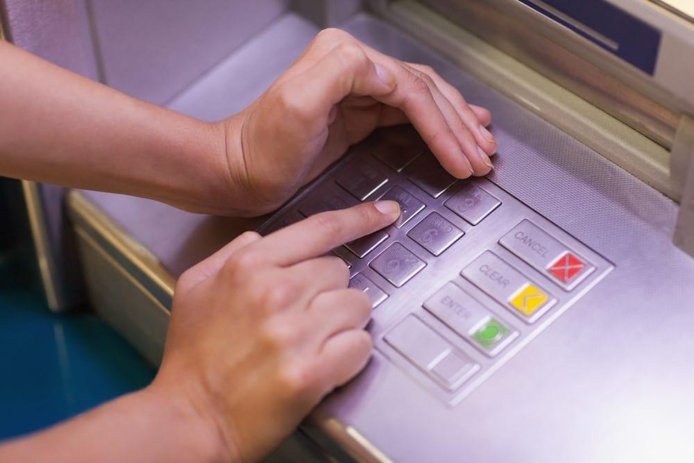 Mã PIN thẻ ATM
