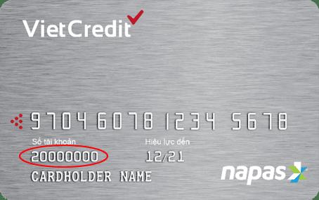Thanh toán thẻ vay VietCredit