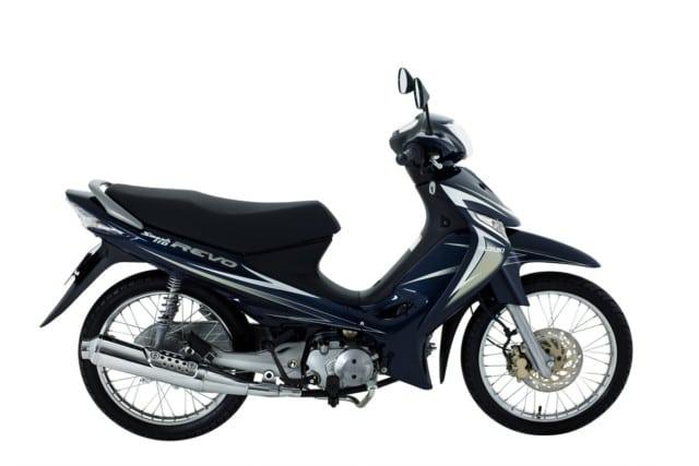 Suzuki Revo