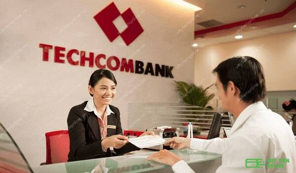 vay thế chấp sổ đỏ techcombank