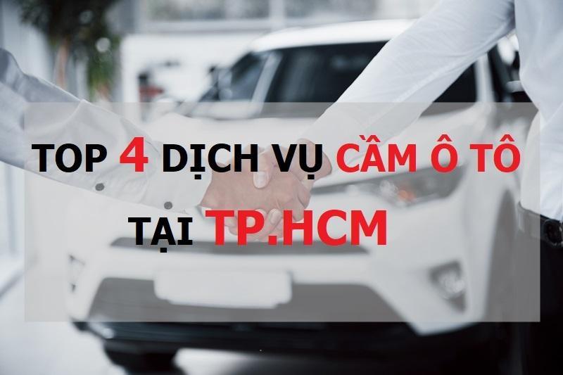 Cầm ô tô tphcm