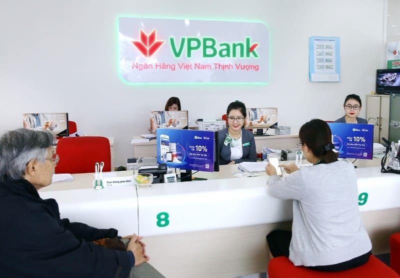 Vay thế chấp sổ đỏ Vpbank