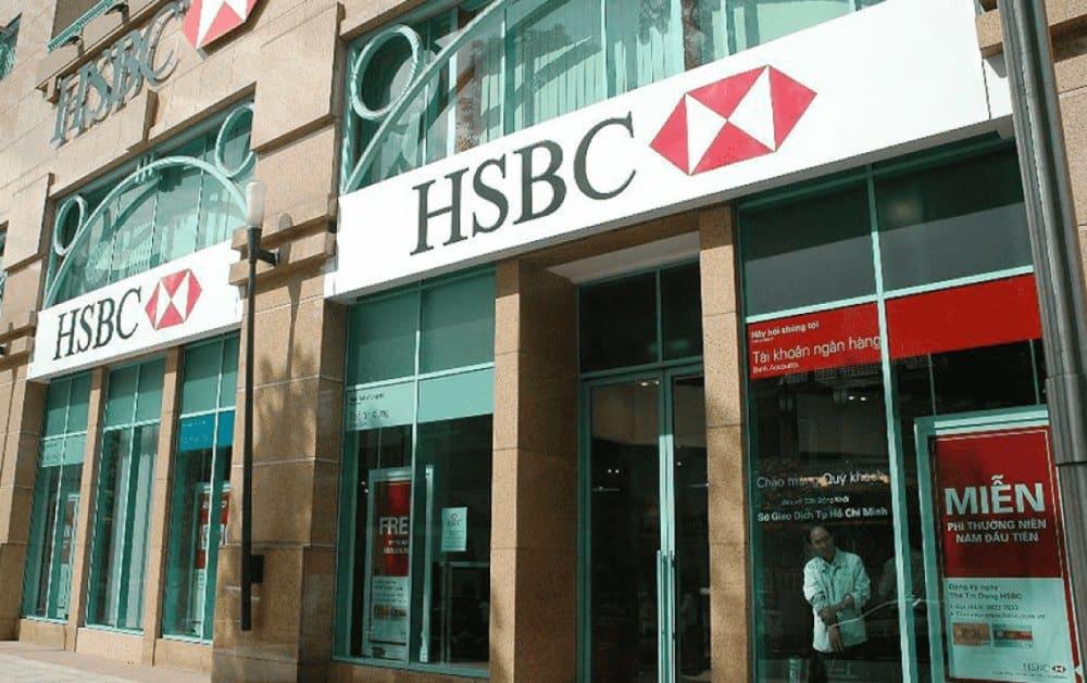 vay thế chấp sổ đỏ ngân hàng HSBC