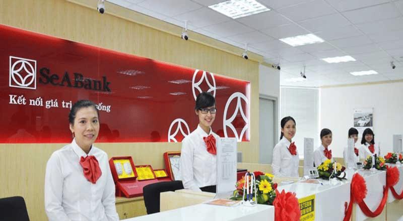 Vay thế chấp sổ đỏ tại ngân hàng SeABank