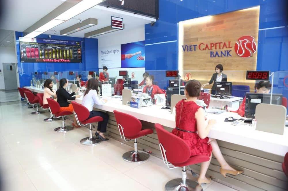 vay thế chấp sổ đỏ ngân hàng Viet Capital Bank