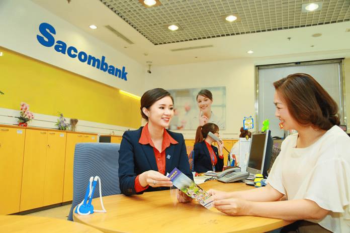 Vay tín chấp tại Sacombank
