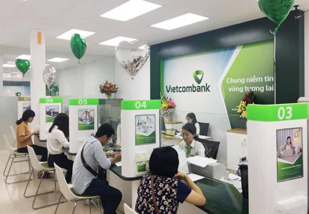 Vay tín chấp Vietcombank