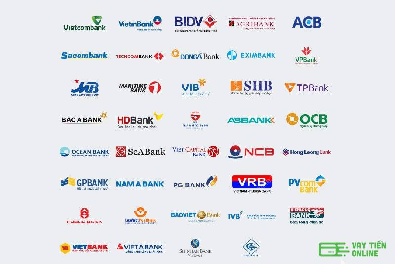 Các ngân hàng liên kết Napas