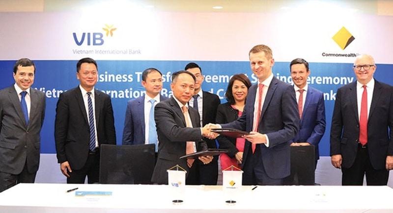 Commonwealth Bank Vietnam có 2 chi nhánh tịa Việt Nam, tuy nhiên hiện nay cả 2 chi nhánh đã không còn hoạt động