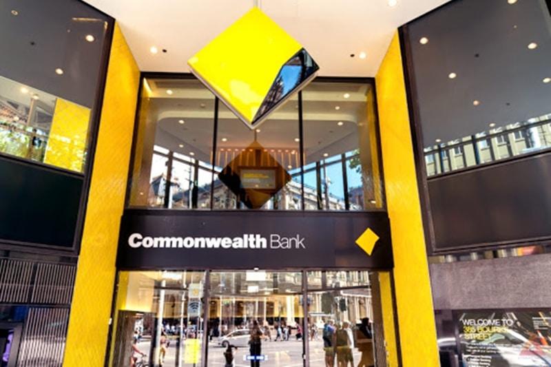 Commonwealth Bank là ngân hàng trung ương tại Úc