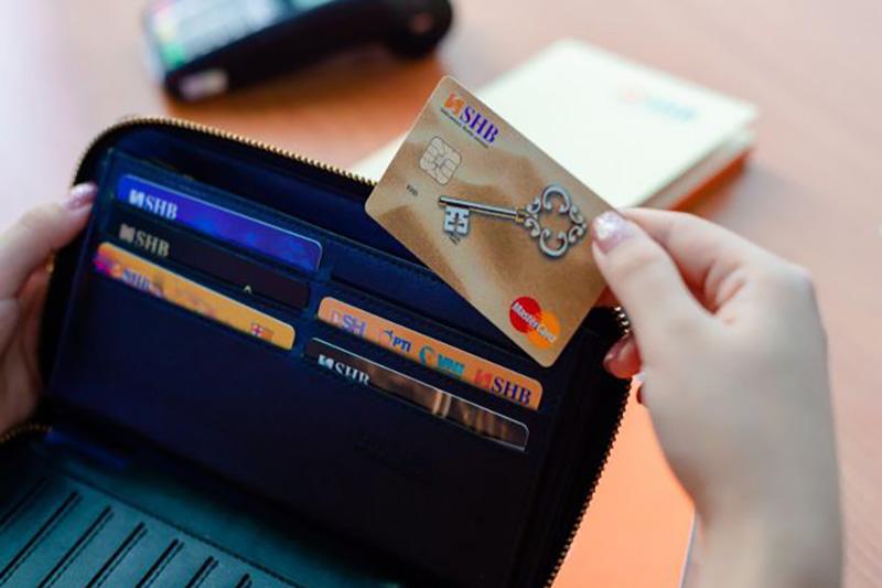Ngân hàng SHB phát hành thẻ ghi nợ nội địa/ quốc tế và thẻ tín dụng quốc tế