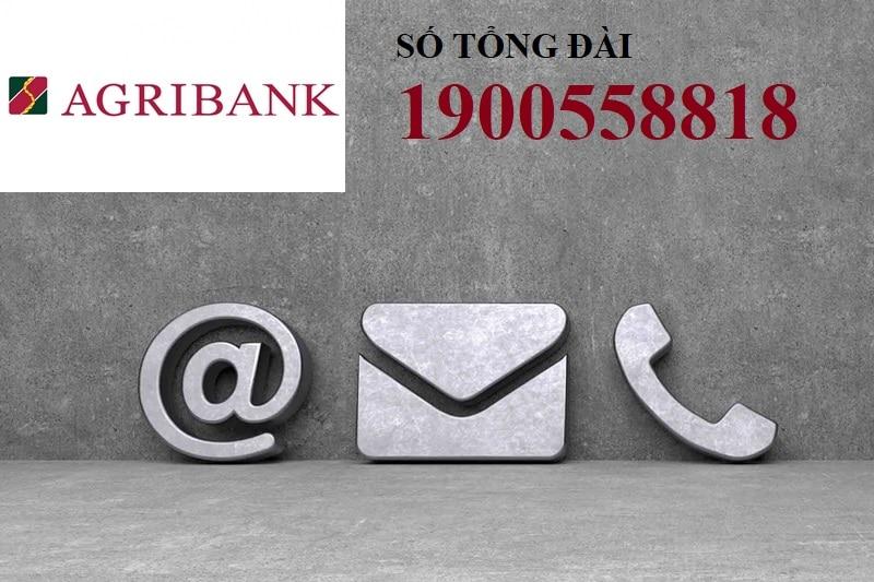 Số tổng đài Agribank
