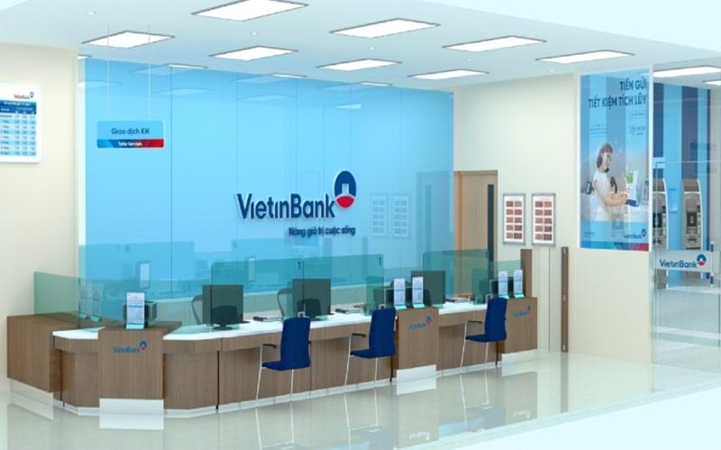 Vietinbank là một trong những ngân hàng lớn và uy tín nhất hiện nay