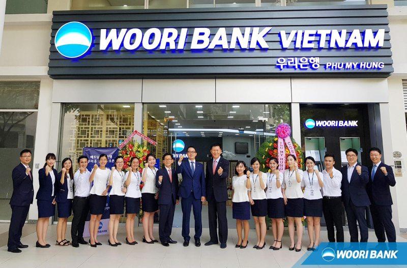 Wooribank là ngân hàng gì