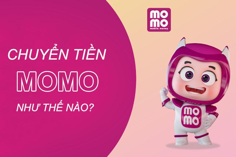 Cách chuyển tiền MoMo