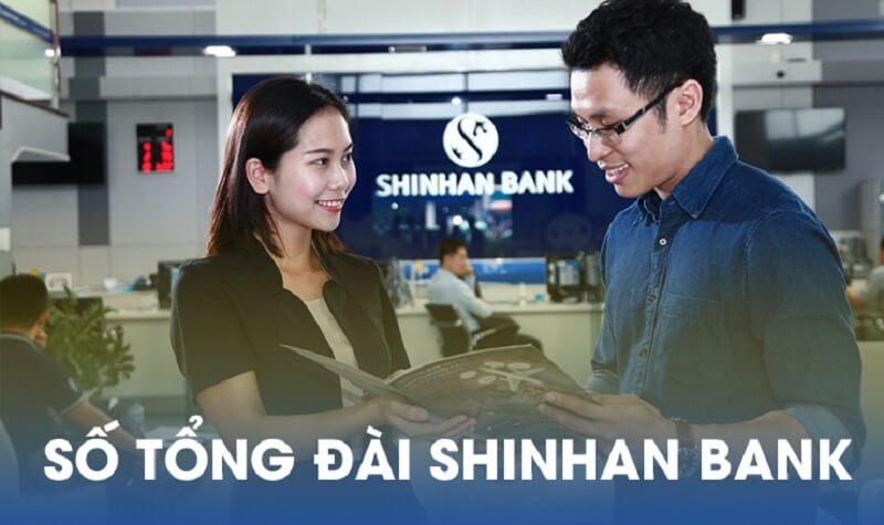 Hotline Shinhan Bank