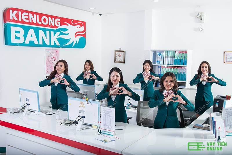 Ngân hàng Kiên Long phục vụ tận tâm tạo niềm tin cho khách hàng