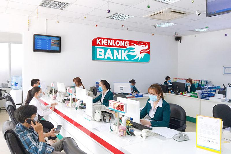 Kiên Long Bank cung cấp sản phẩm dịch vụ cho khách hàng cá nhân và khách hàng doanh nghiệp