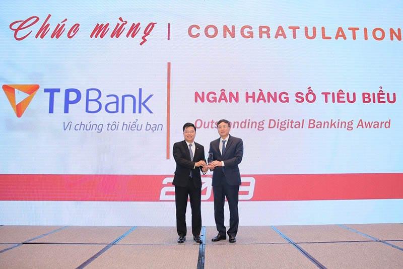 Ngân hàng TpBank nhận nhiều giải thưởng trong và ngoài nước