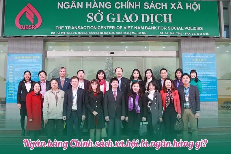 Ngân hàng Chính sách xã hội VBSP