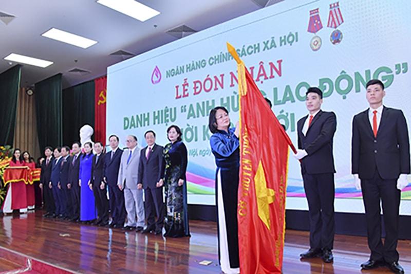 Ngân hàng Chính sách xã hội VBSP nhận nhiều danh hiệu cao quý từ Đảng và Nhà nước