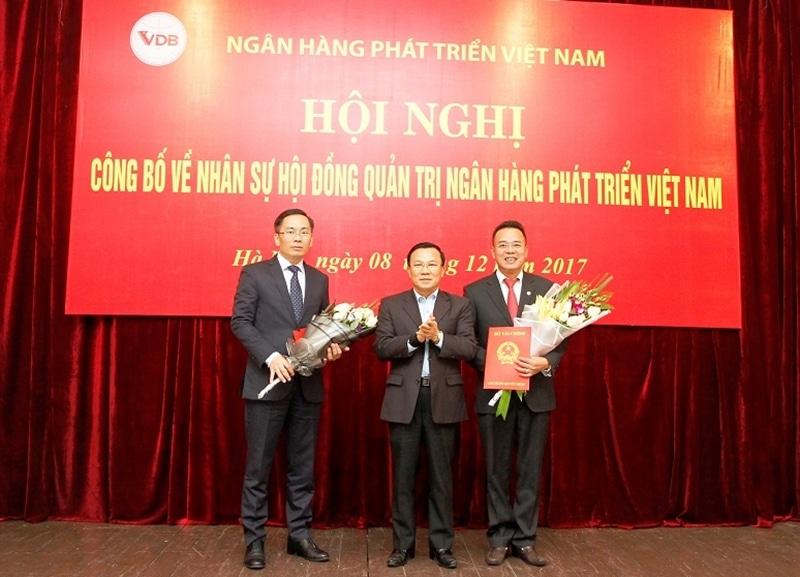 Ngân hàng Phát triển Việt Nam là tổ chức tín dụng nhà nước với mục địch hỗ trợ tài chính xây dụng kinh tế ở những vùng khó khăn