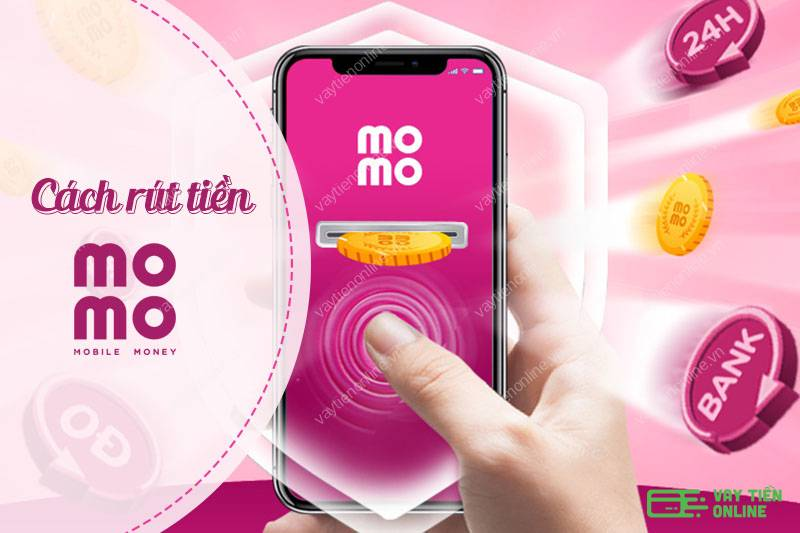 Hướng dẫn rút tiền MoMo