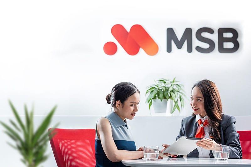 Hotline MSB hỗ trợ tư vấn cho cả khách hàng cá nhân và khách hàng doanh nghiệp