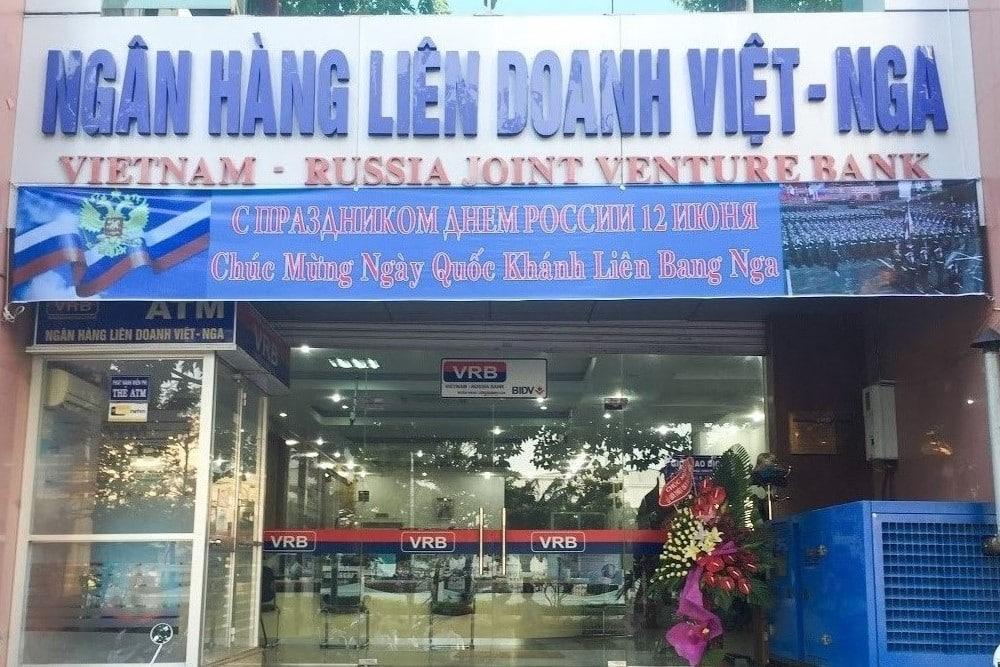 VRB - Ngân hàng liên doanh Việt - Nga