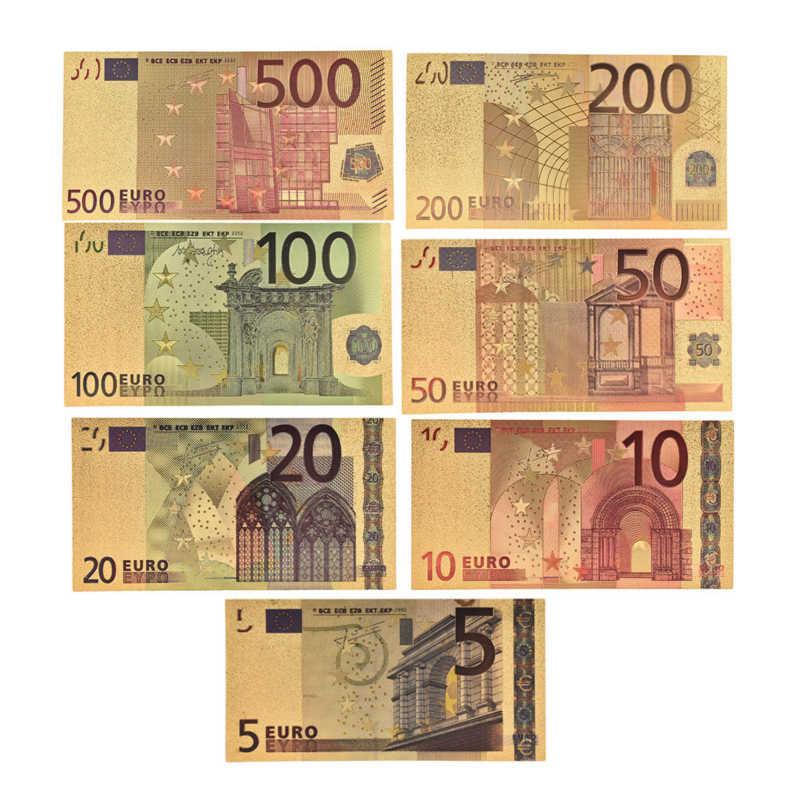 Hình ảnh trên những tờ tiền Euro là biểu tượng những kiến trúc nổi tiếng trong lịch sử Châu Âu