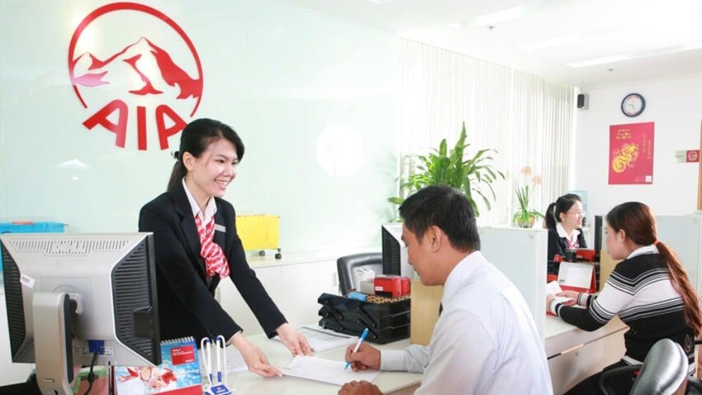 Bảo hiểm Nhân thọ AIA Việt Nam