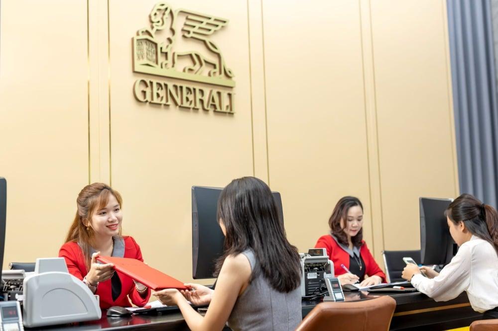 Bảo hiểm Nhân thọ Generali Vietnam