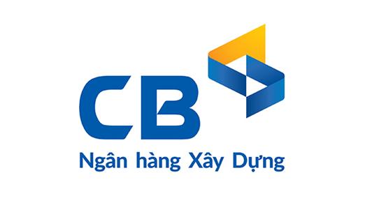 Logo ngân hàng CB được thiết kế theo phong cách hiện đại nhưng vẫn kế thừa những nét truyền thống cổ xưa.