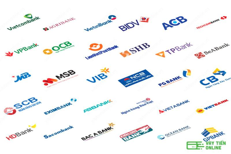 Các ngân hàng Việt Nam nằm trong loại hình ngân hàng Thương mại Cổ phần