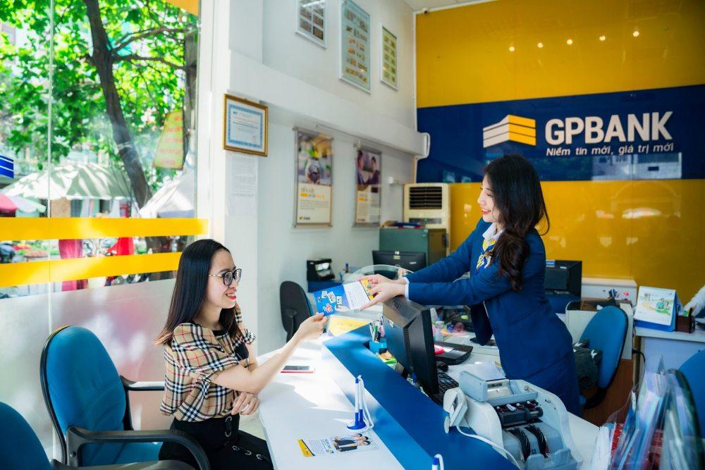 Thời gian làm việc của ngân hàng GPBank
