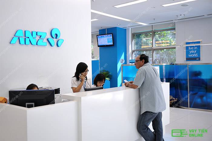 Ngân hàng ANZ không làm việc thứ 7 nhưng các giao dịch online vẫn được tiến hành như bình thường.