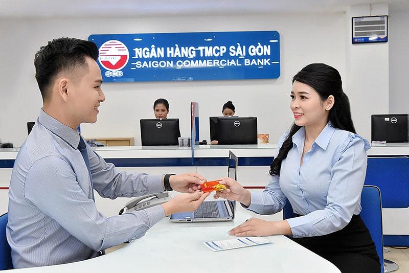 Ngân hàng SCB làm việc sáng thứ 7 hỗ trợ mọi giao dịch bao gồm giao dịch tiền mặt