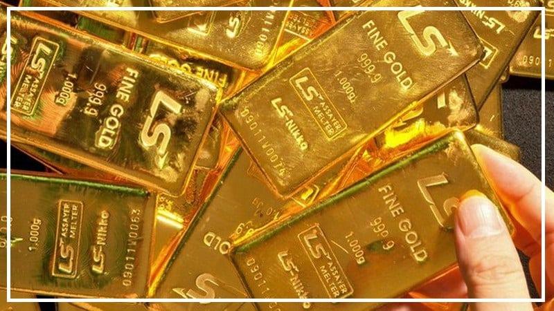 1 chỉ vàng bao nhiều tiền?